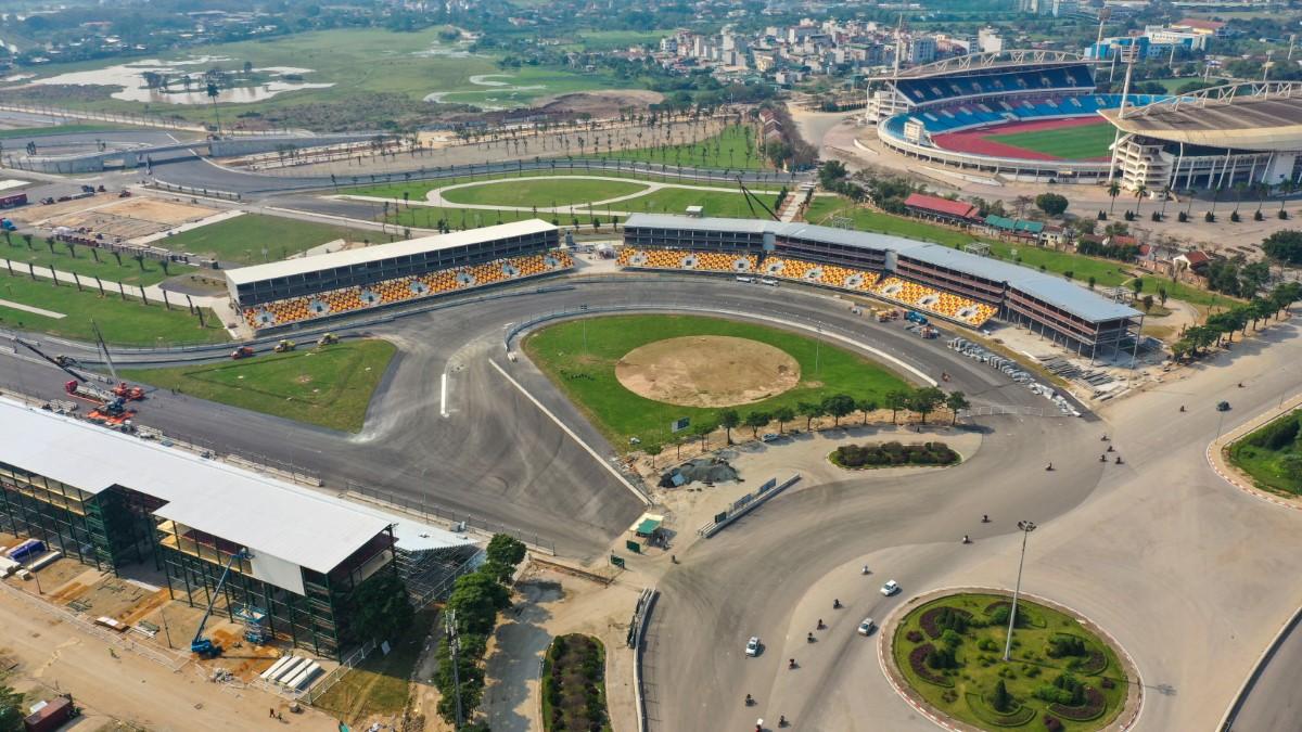 F1 says Vietnam race is on amid coronavirus concern