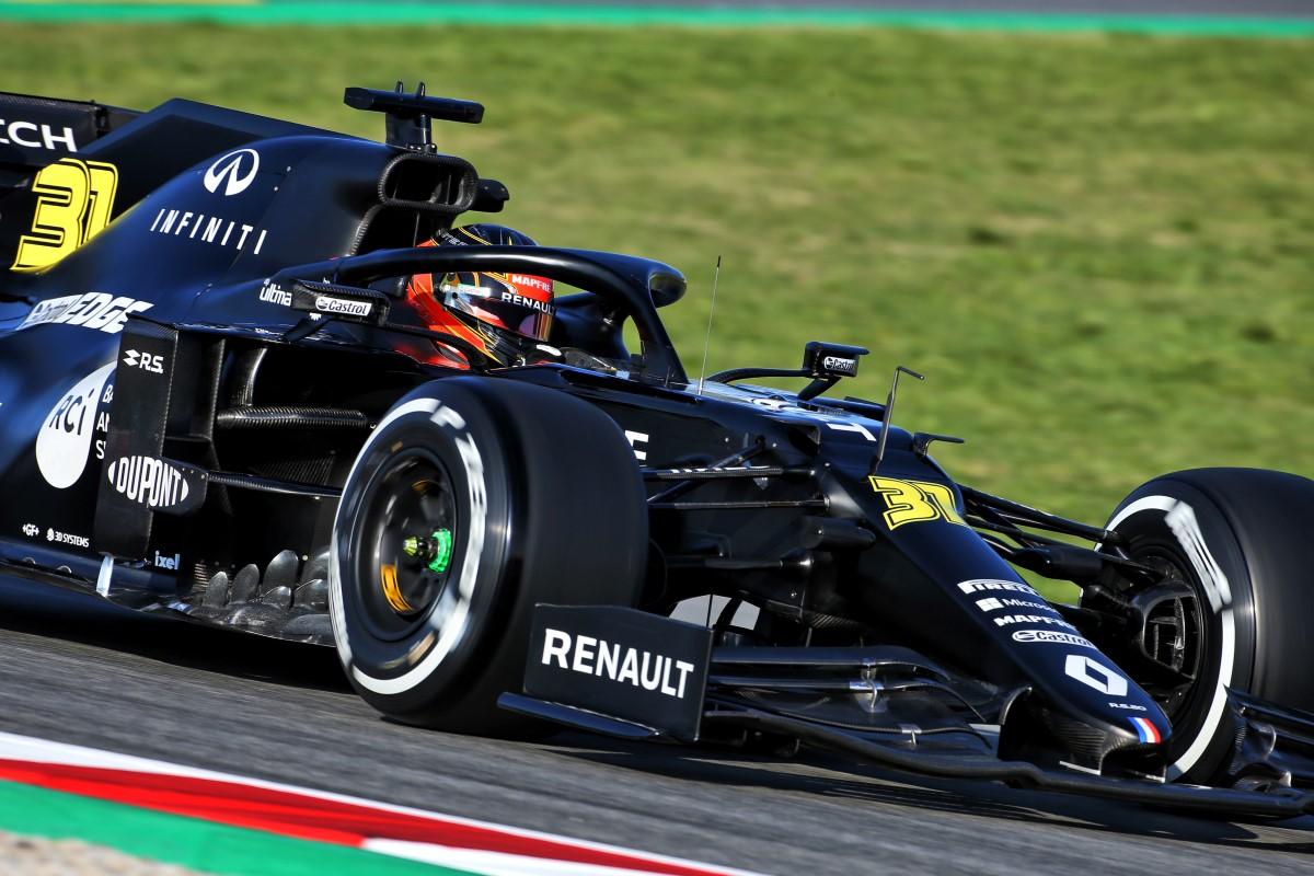 Ocon predicts lap records in F1 this season