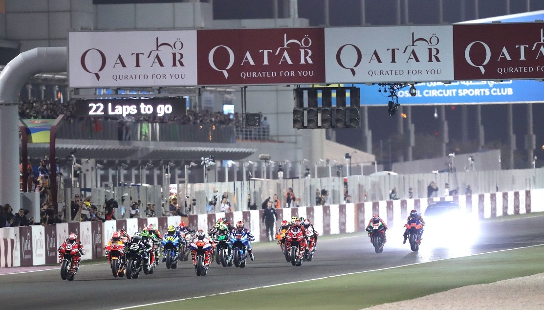 MotoGP cancel opening rounds in Qatar and Thailand over coronavirus fears