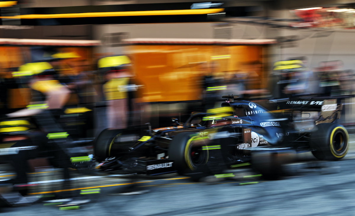 F1 teams aim for coronavirus ventilator plan 'in next few days'
