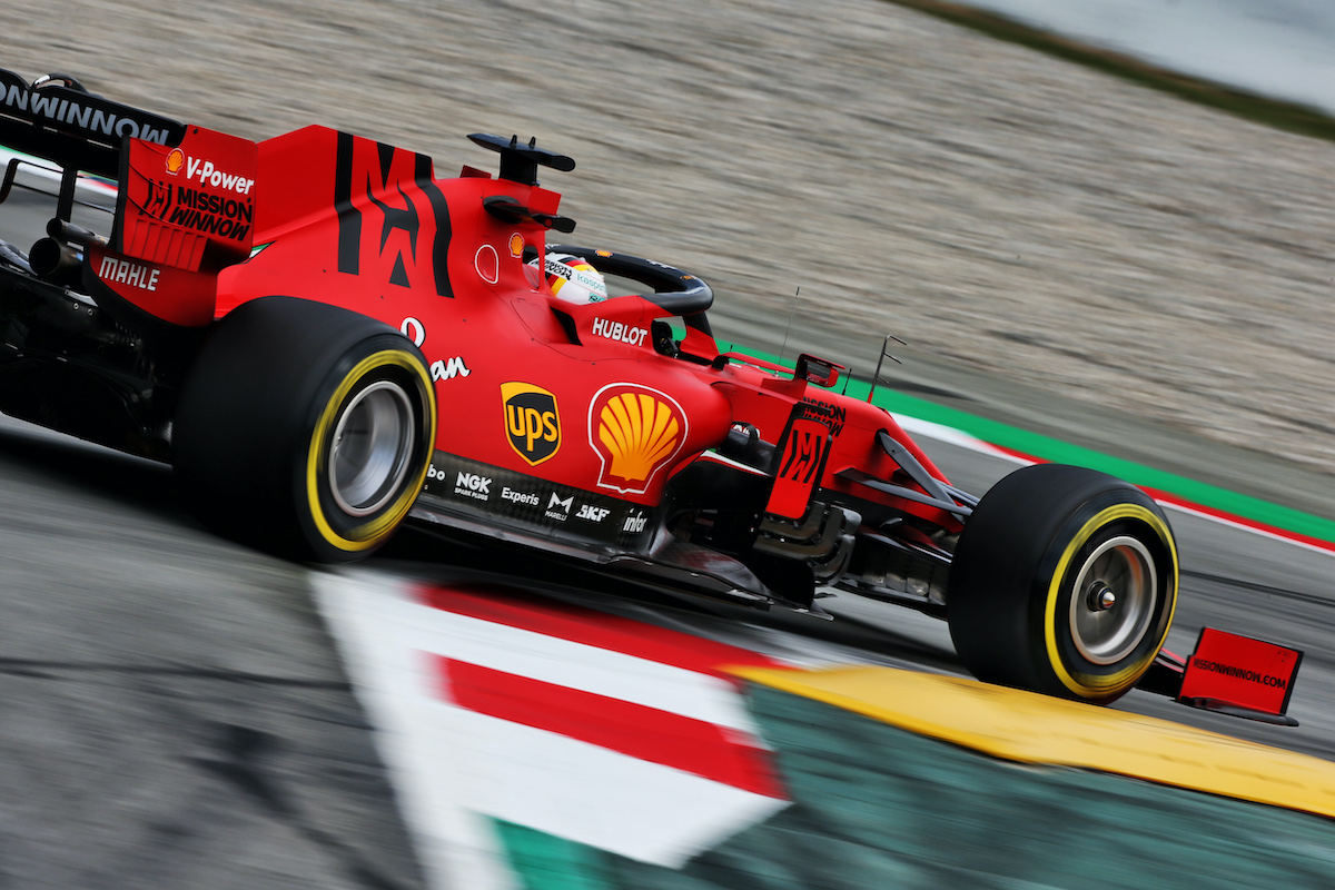 Ferrari boss Binotto expects January finish to F1 season