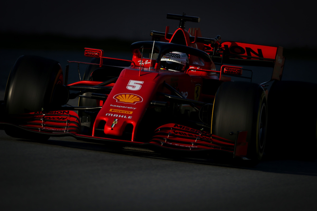 Vettel Chooses Name For His 2020 Ferrari F1 Car Motorsport Week