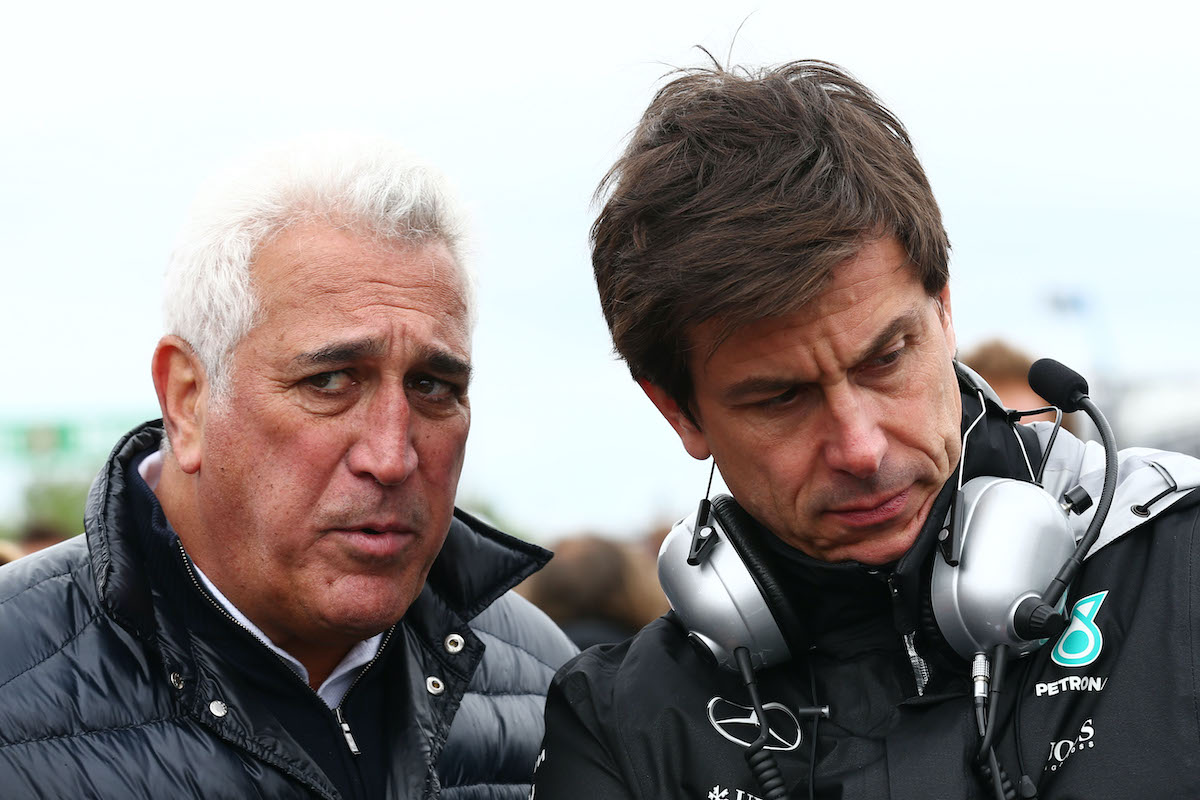 Mercedes F1 boss Wolff takes a stake in Aston Martin