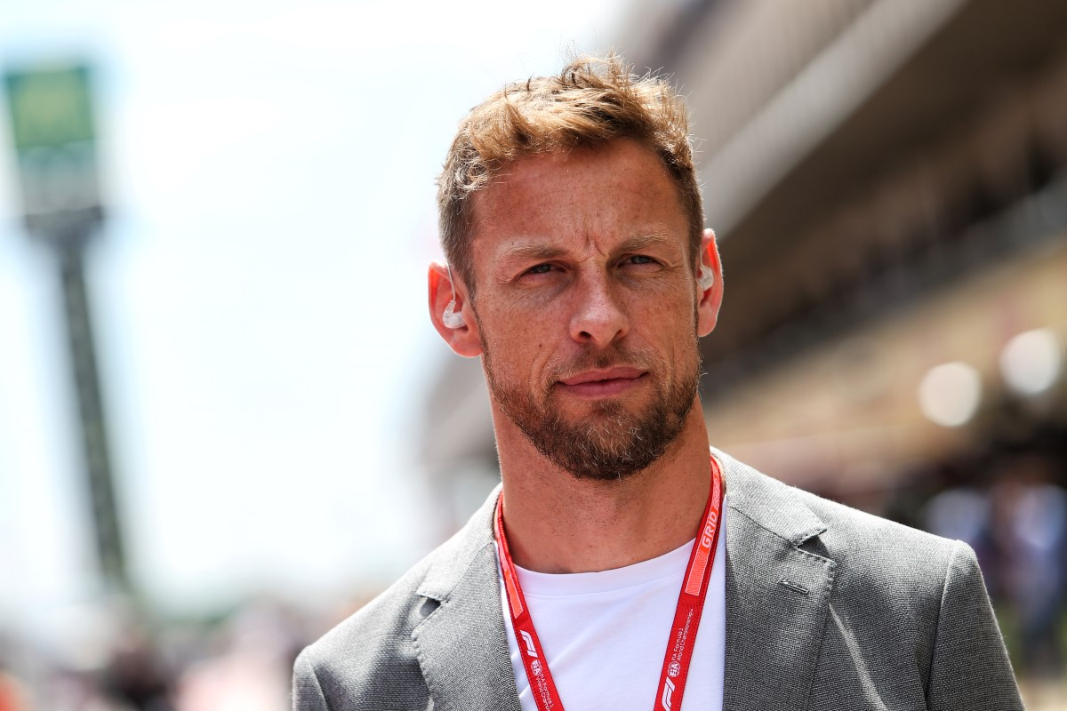 Jenson Button teaming with Lando Norris for McLaren in F1's Virtual GP
