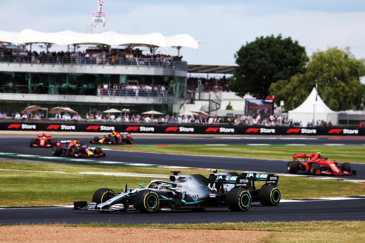 Silverstone organisers hoping to get quarantine exemption