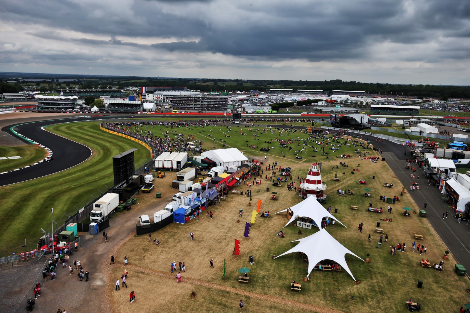 Silverstone and F1 agree two-race British GP deal