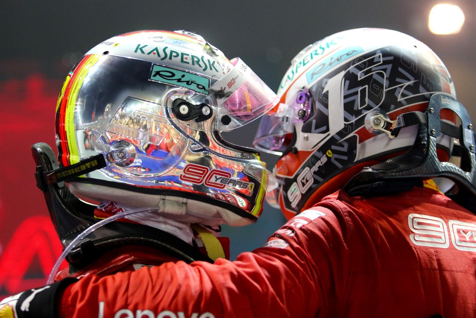 Sebastian Vettel to leave Ferrari at end of the season