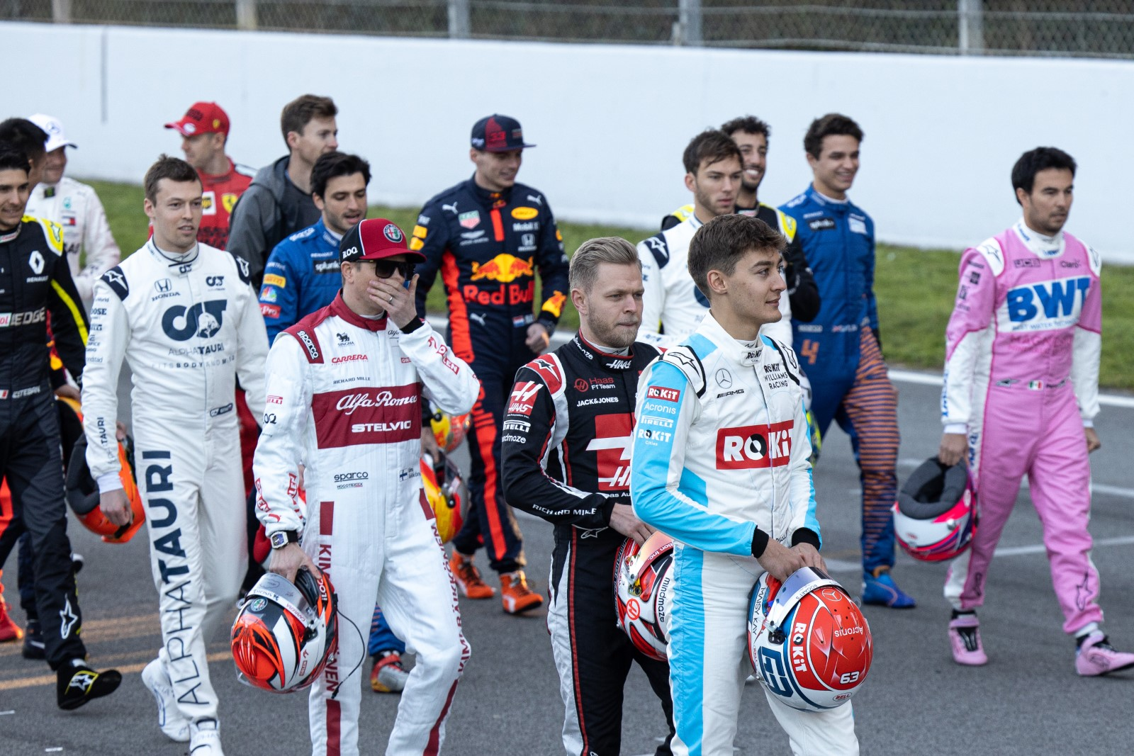 Update F1 S 2021 Driver Market Where Are We Now Motorsport Week