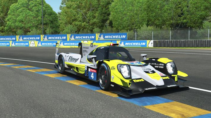 How to watch the Virtual Le Mans 24 hour race on Saturday