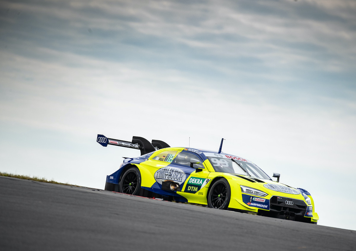 Gallery: DTM hits the track again for pre-season test ...