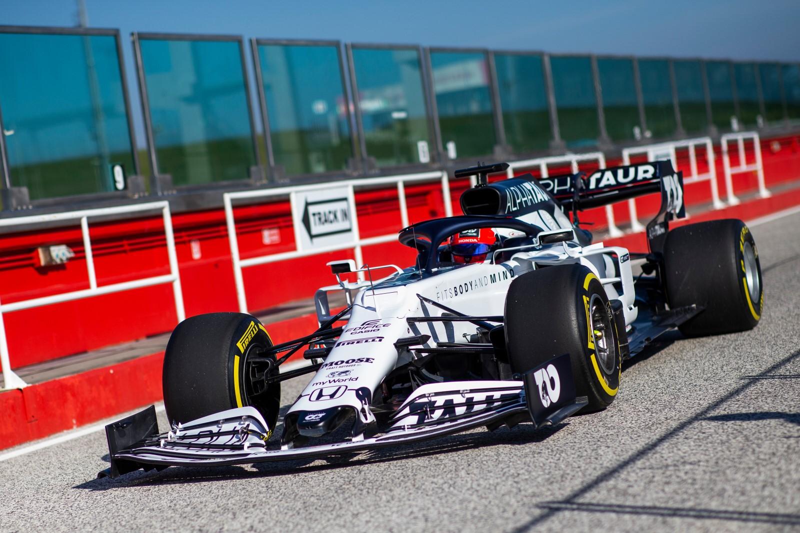 Alphatauri Sets Date For Imola Filming Day Motorsport Week