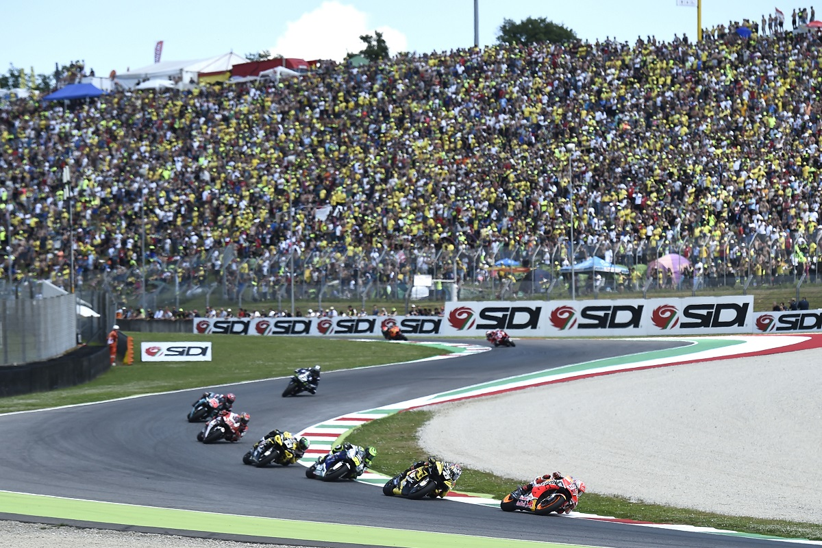 Mugello MotoGP Grows List of Cancelled Races