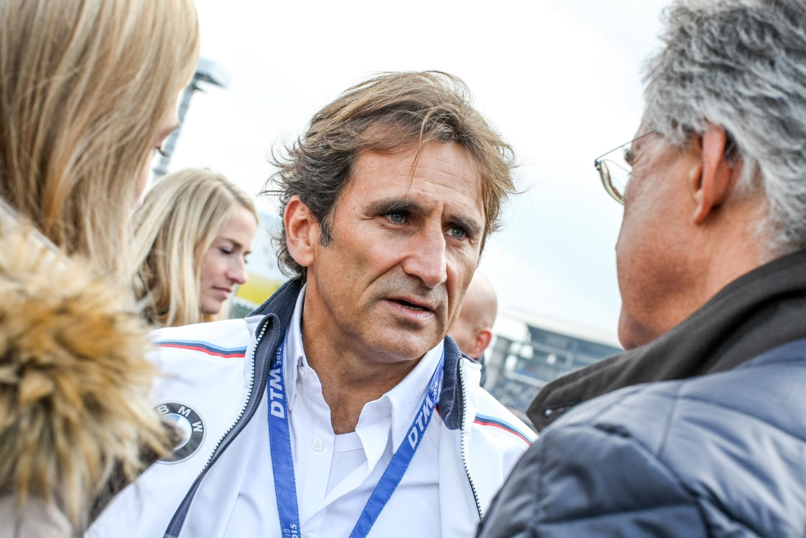 Former F1 ace and paralympic champ Alex Zanardi seriously injured again