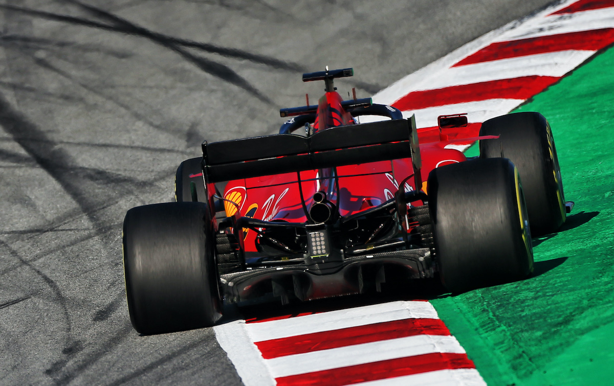 Technical Insight: Ferrari has solved its gearbox vibration problems –  Motorsport Week