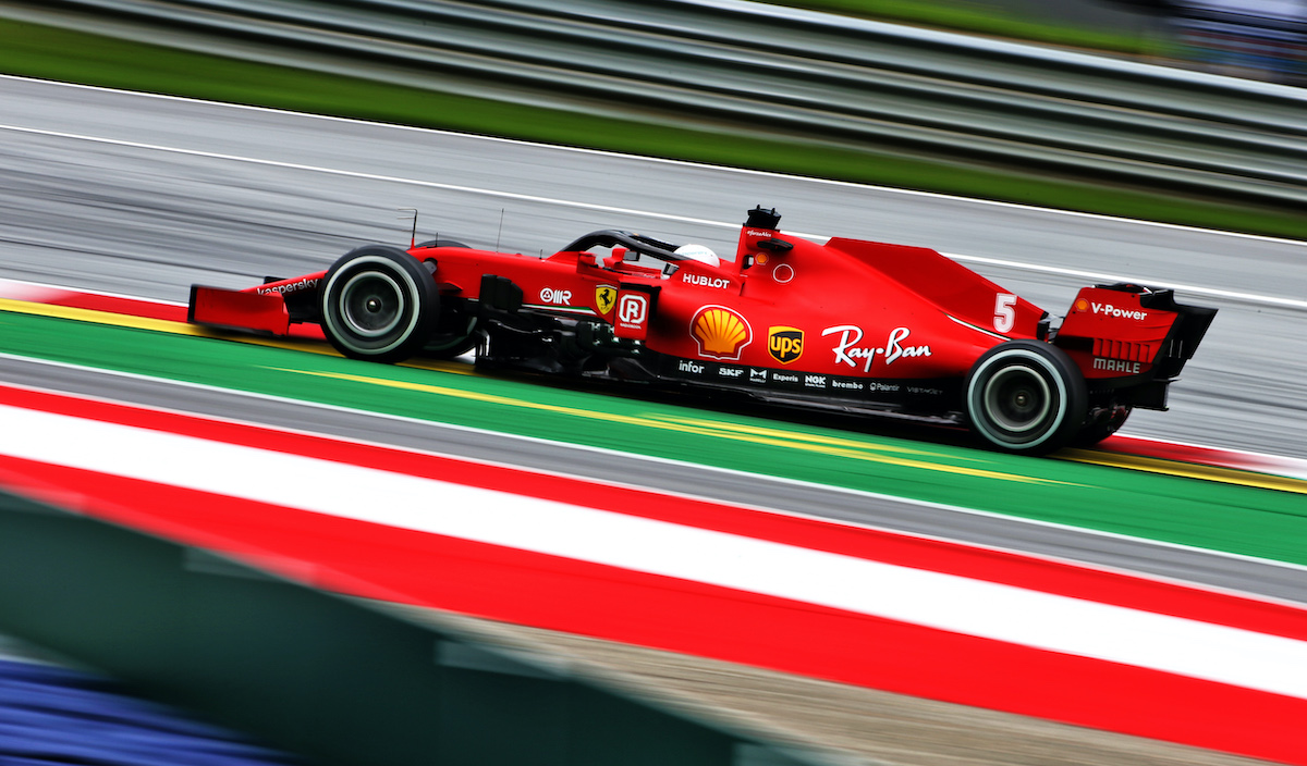 Technical Insight: Why are Ferrari so slow on the straights?