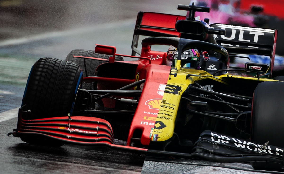 Technical Insight Will Ferrari Switch To A Narrow Nose Like Its Rivals Motorsport Week