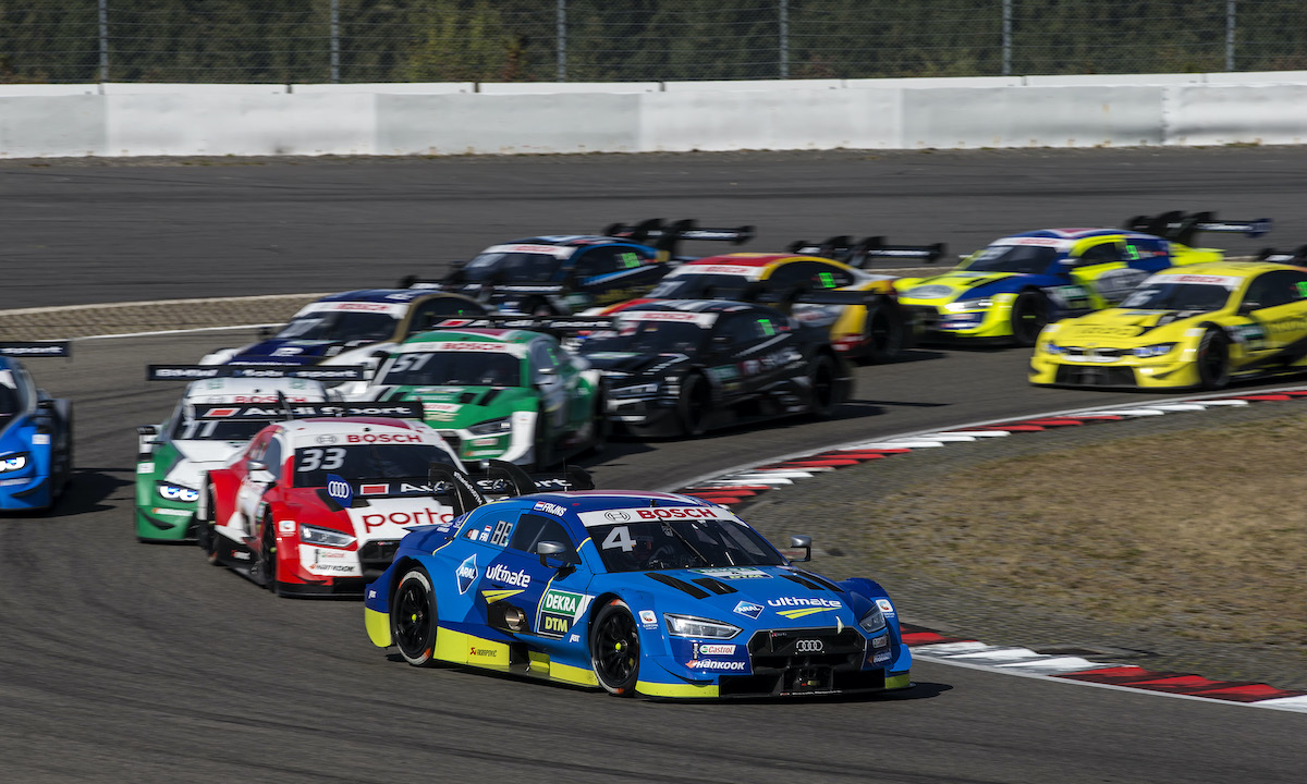 DTM to become GT-based series from 2021 - Motorsport Week