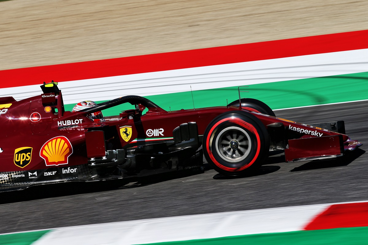 Ferrari 'in a hole', wary making large 2021 gains 'tough ...