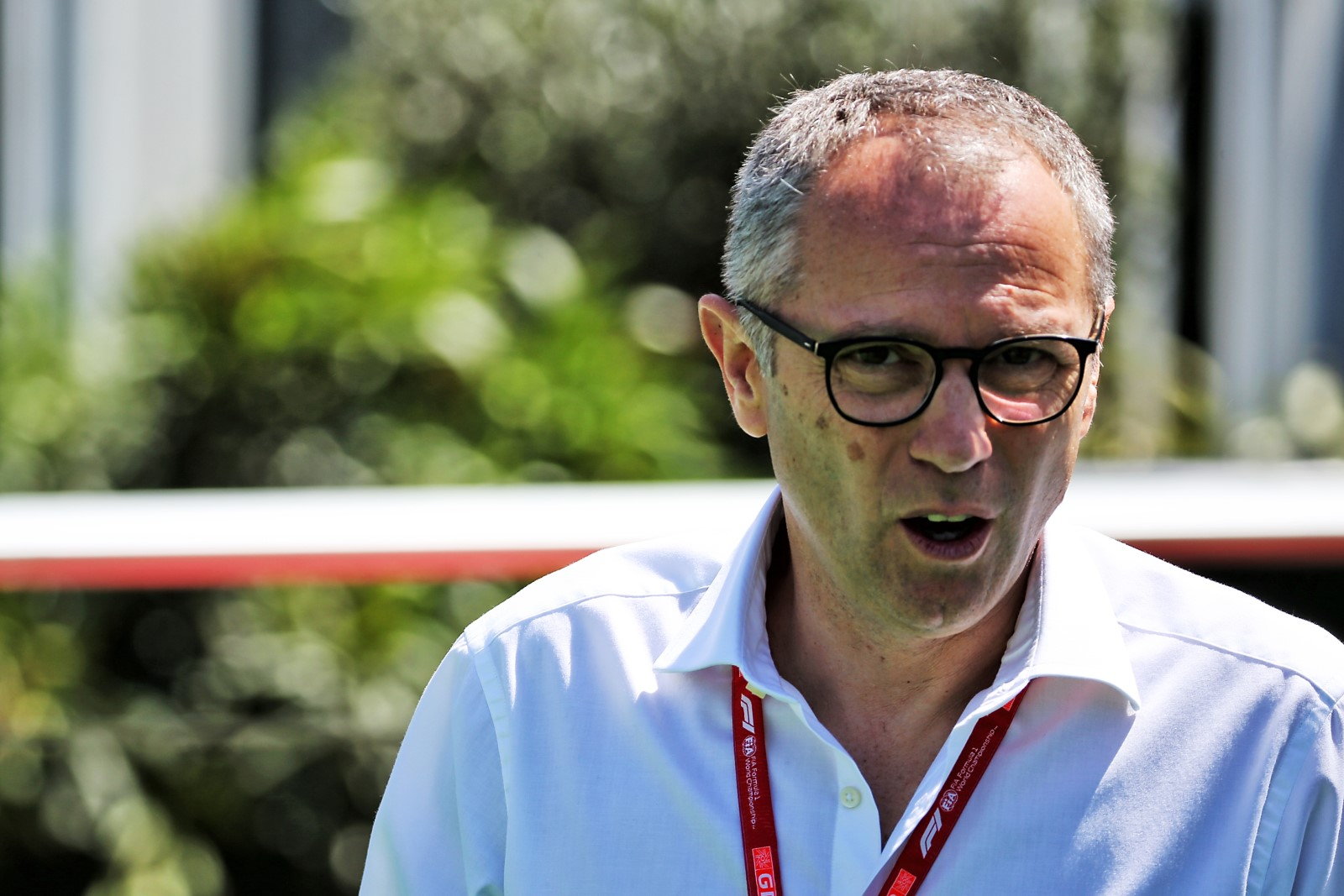 Former Ferrari boss Domenicali appointed F1 CEO