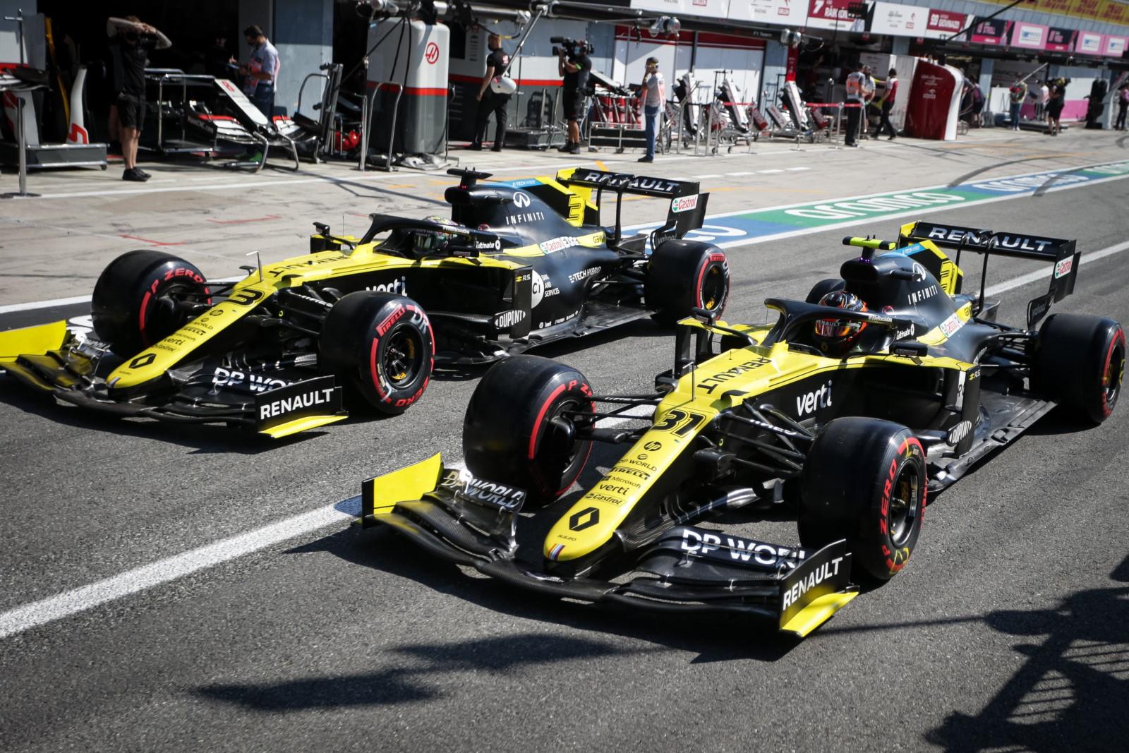 Renault Confirms Alpine Rebrand From 2021 F1 Season Motorsport Week