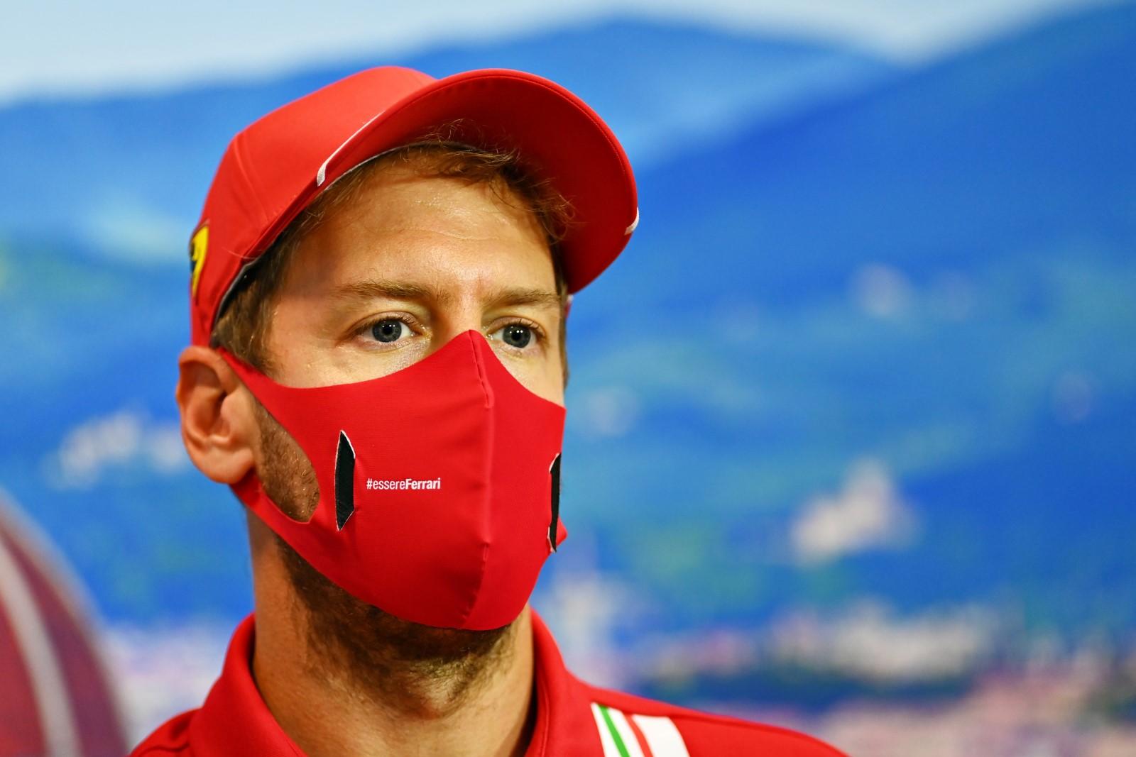 Sebastian Vettel to join Aston Martin F1 team from 2021