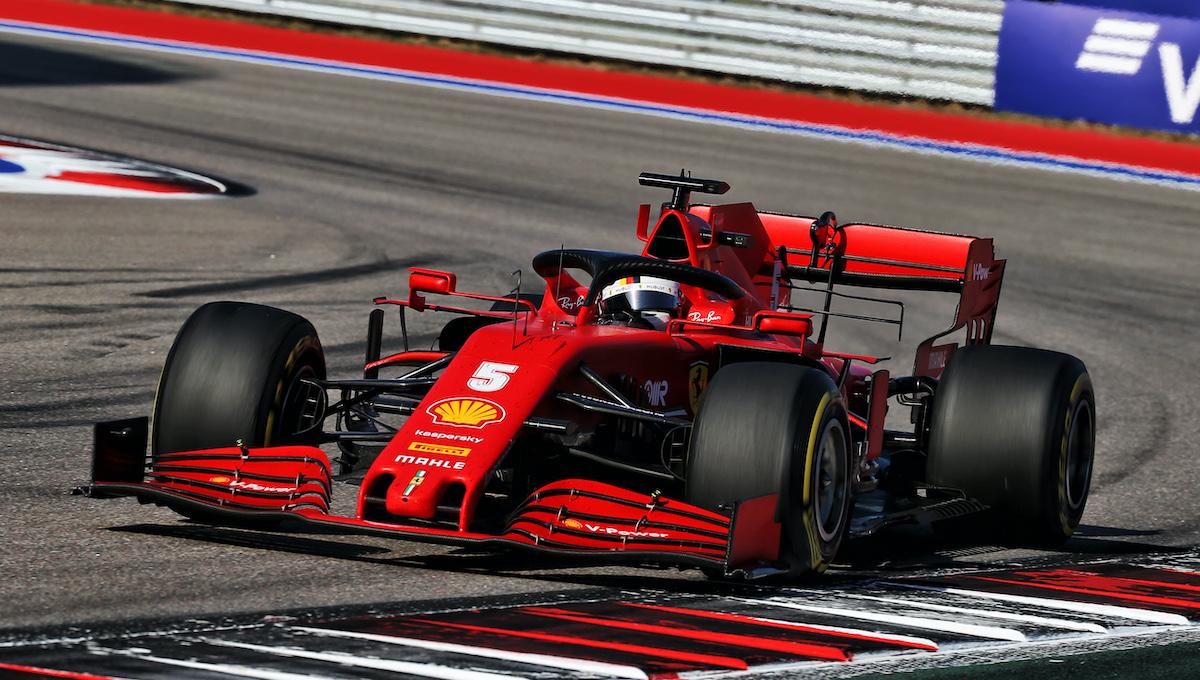 Ferrari used me to slow the Renaults – Vettel