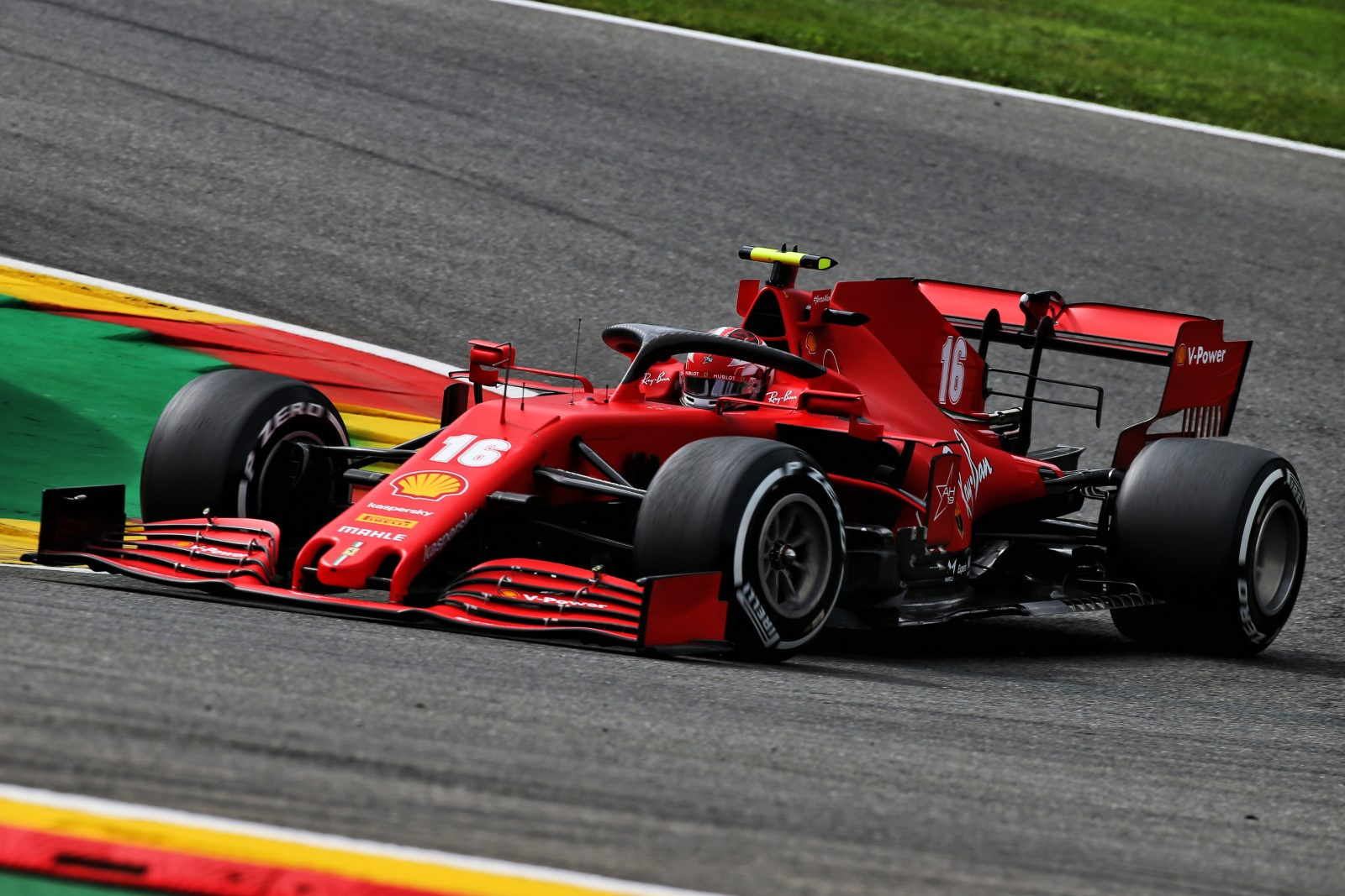 Vettel 'very open' with Ferrari despite impending exit