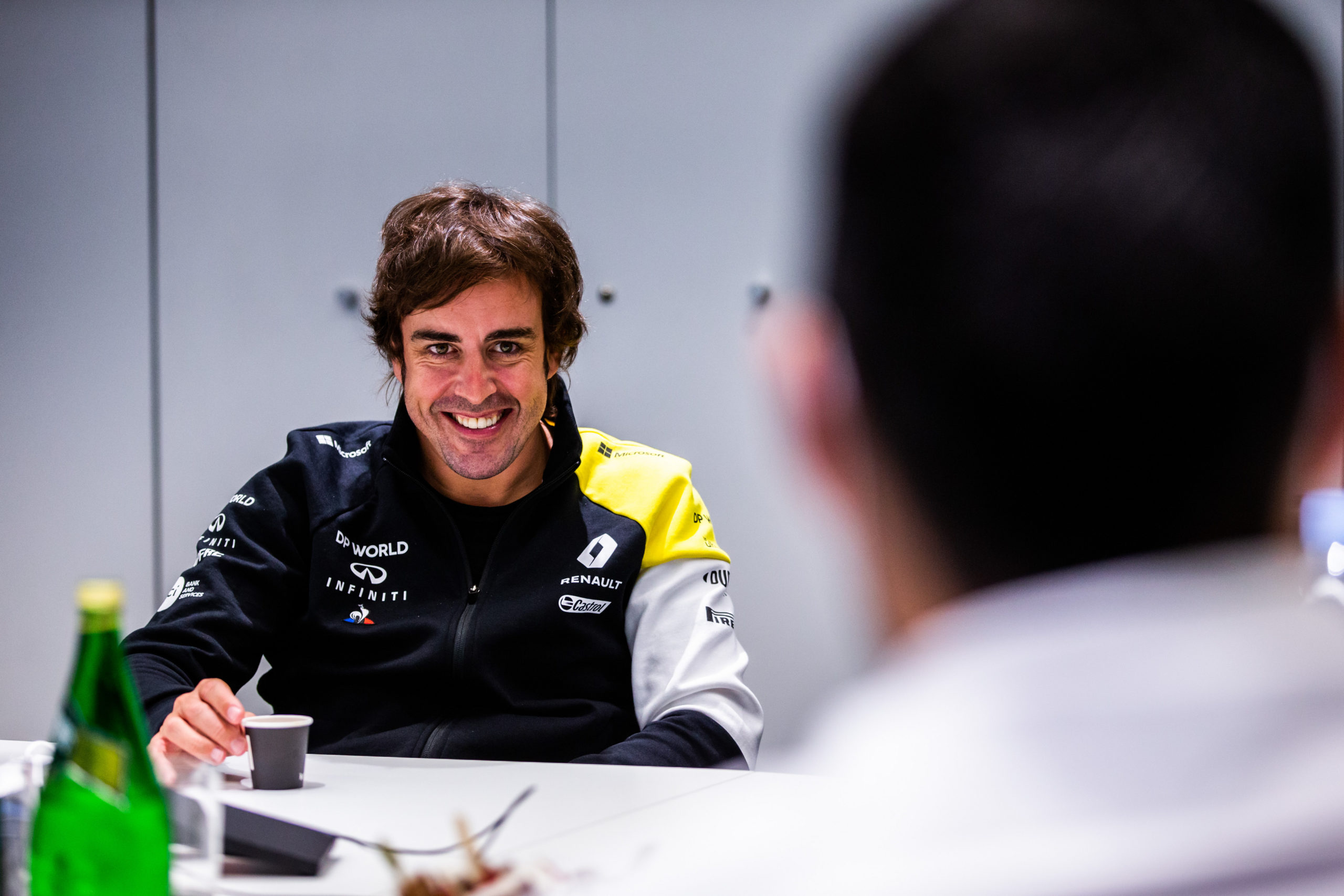 Fernando Alonso 'excited' and sure Renault can maintain F1 form