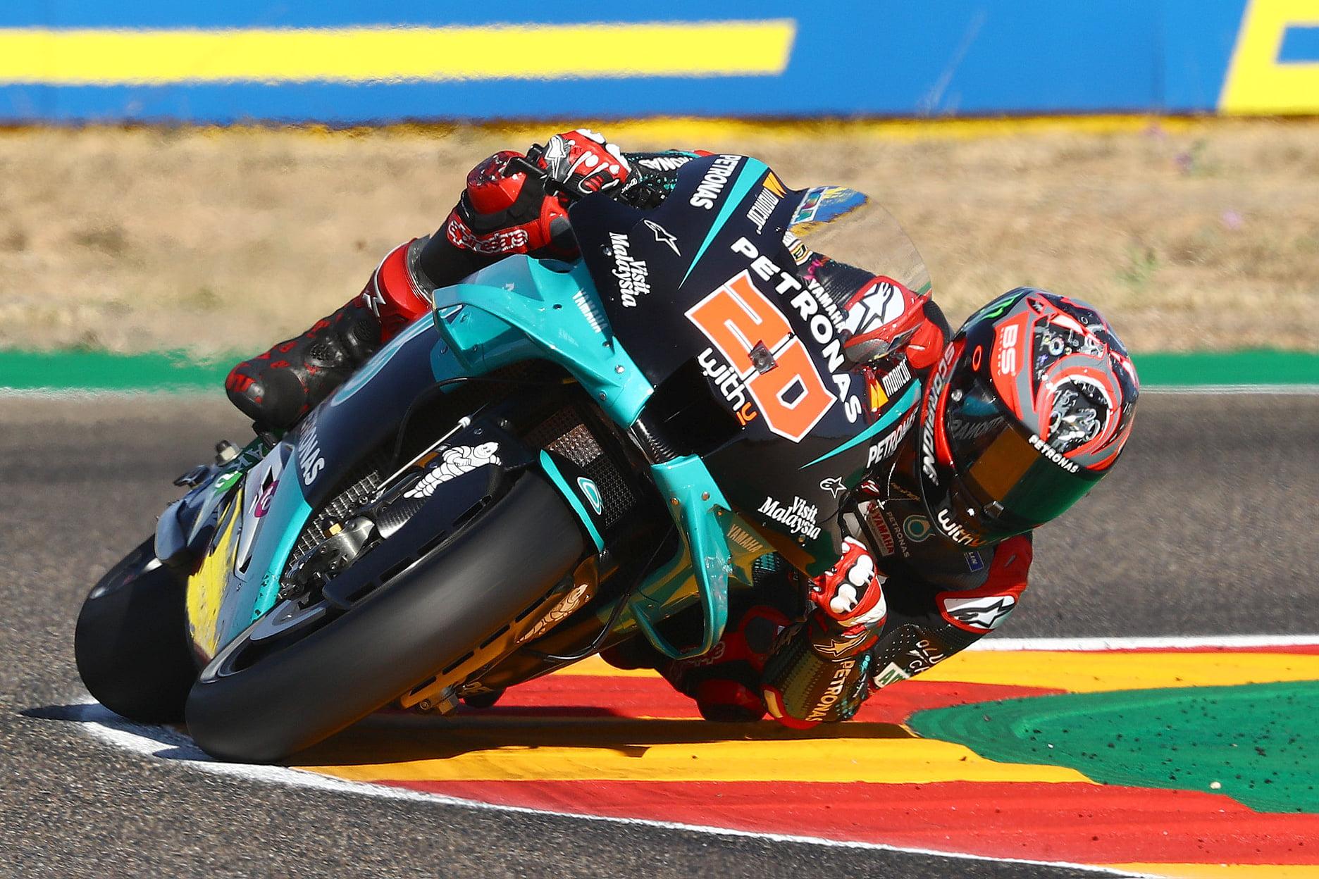 MotoGP: Valentino Rossi tests positive for Covid