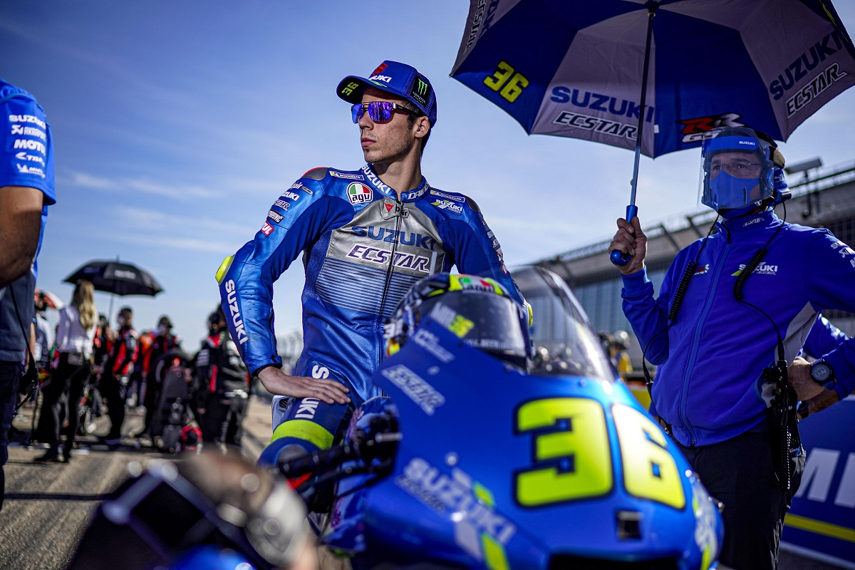 """Mir: """"Positive"""" points day, but """"disappointed"""" with Aragon GP performance"""