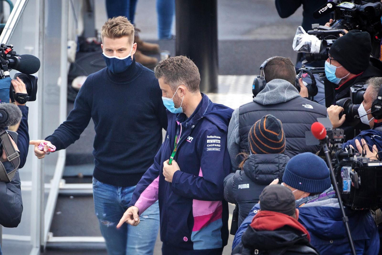 Hulkenberg: Eifel GP return 'wilder, crazier' than Silverstone