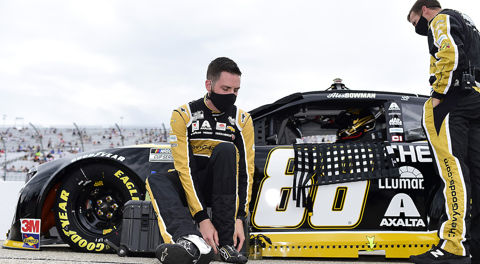 Bowman will drive Johnson's No. 48 in 2021