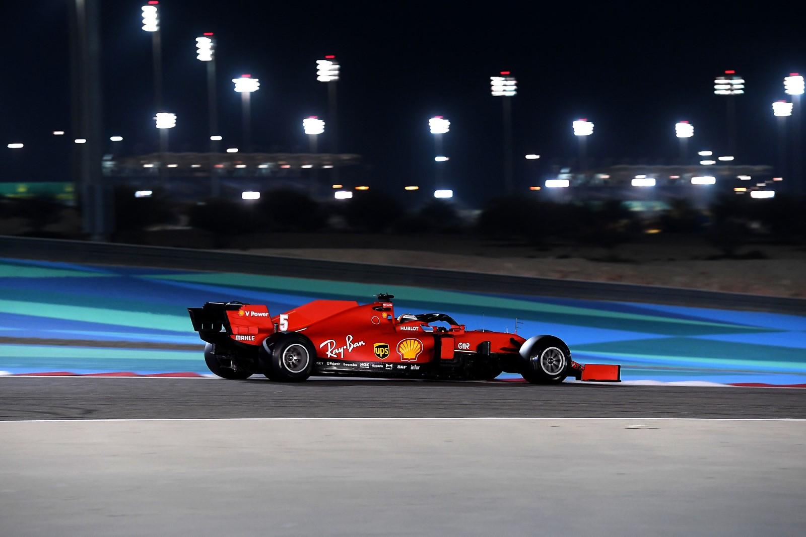 Vettel: 2021-spec F1 tyres make all problems worse ...