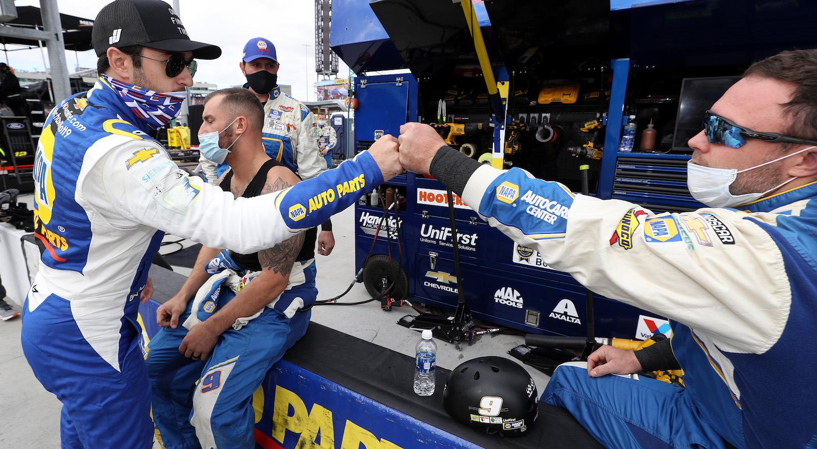NASCAR's Truck Series returning to The Glen for tripleheader