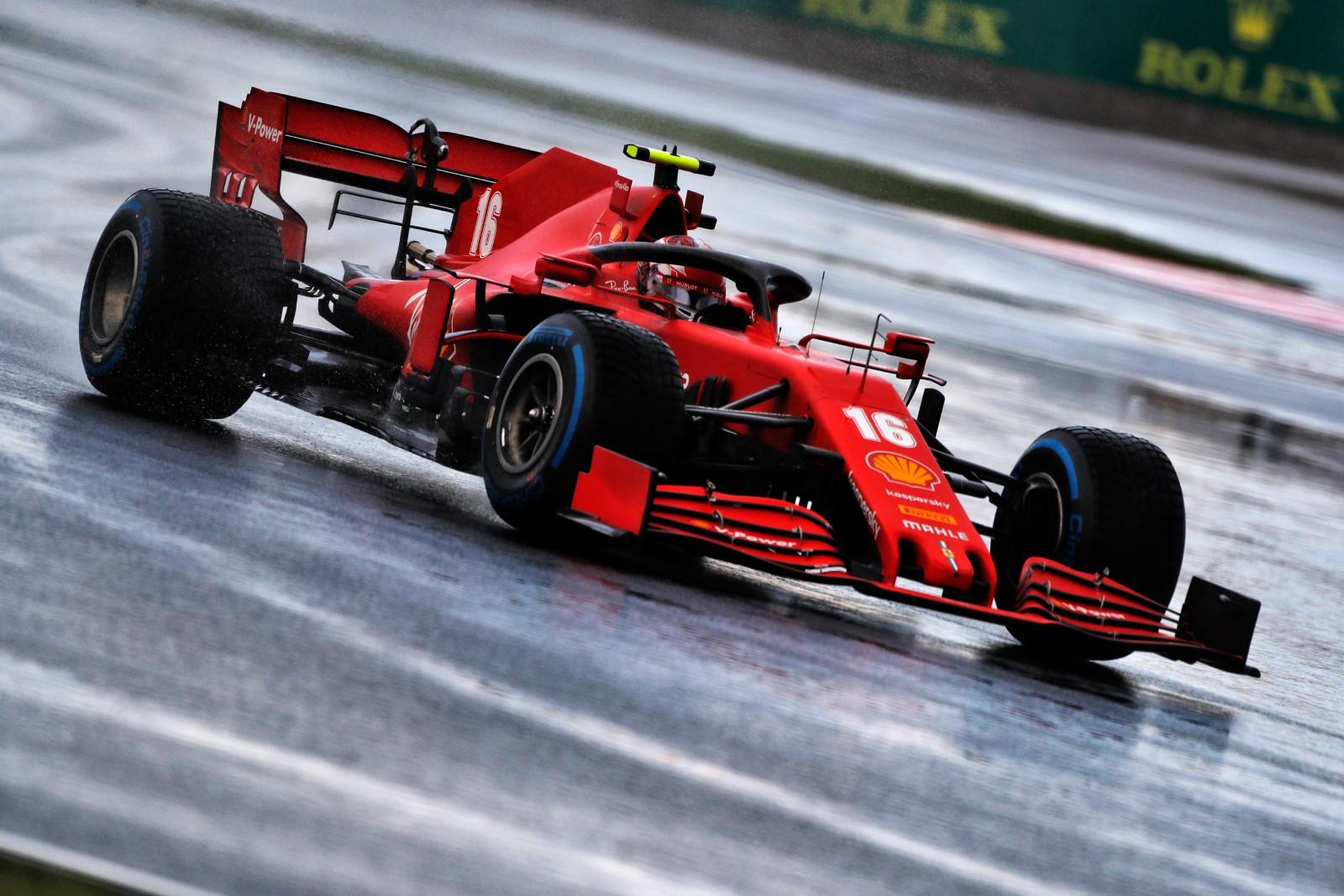Lewis Hamilton Not Enjoying F1's Return to Istanbul Park