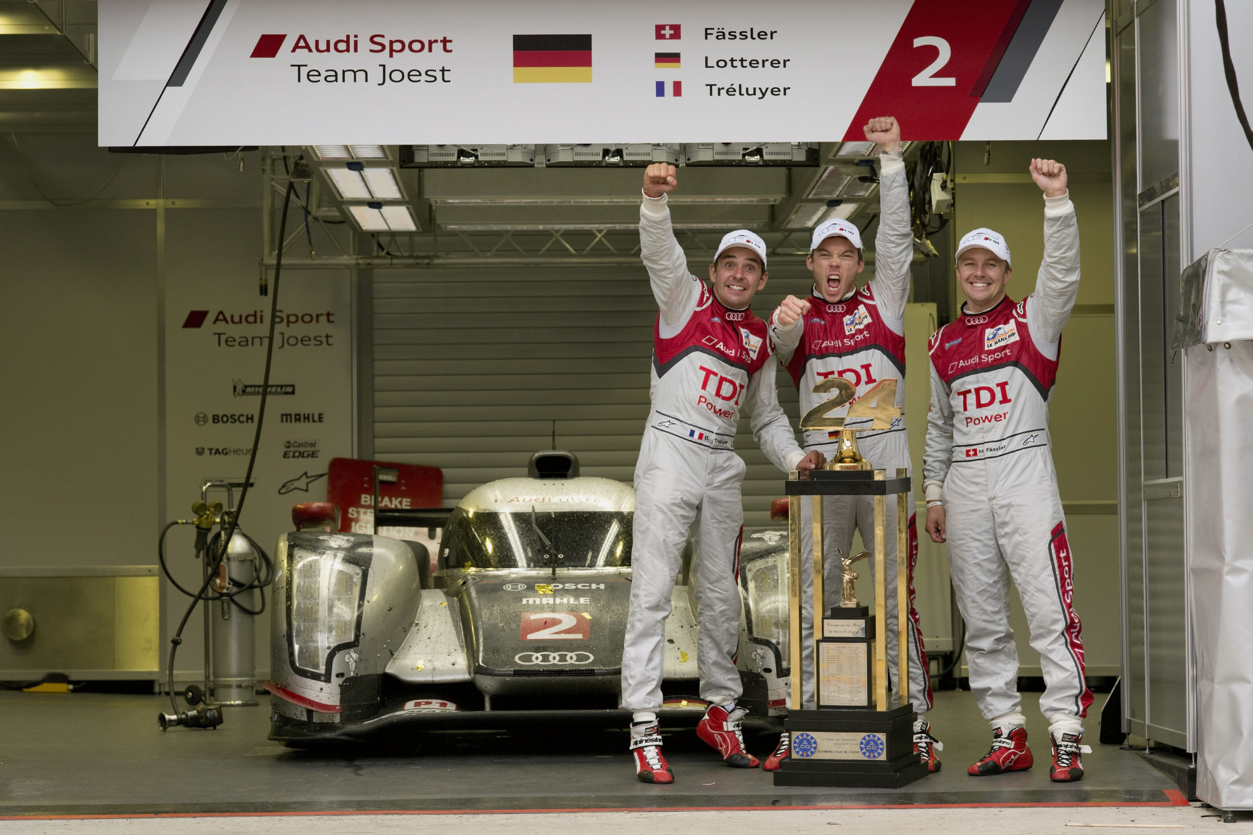 In pictures: Audi's legendary Le Mans record - Motorsport Week