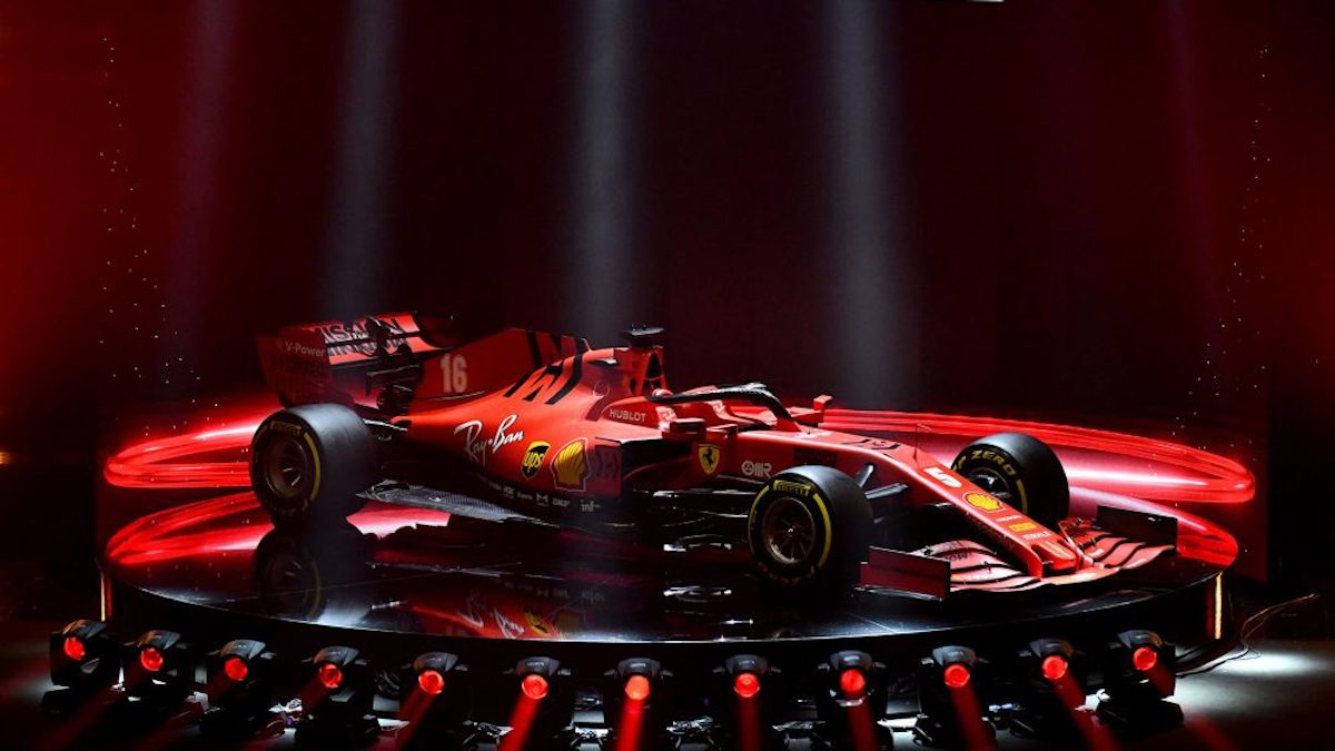 Ferrari Reveals 2021 Car Name And Launch Plans Motorsport Week