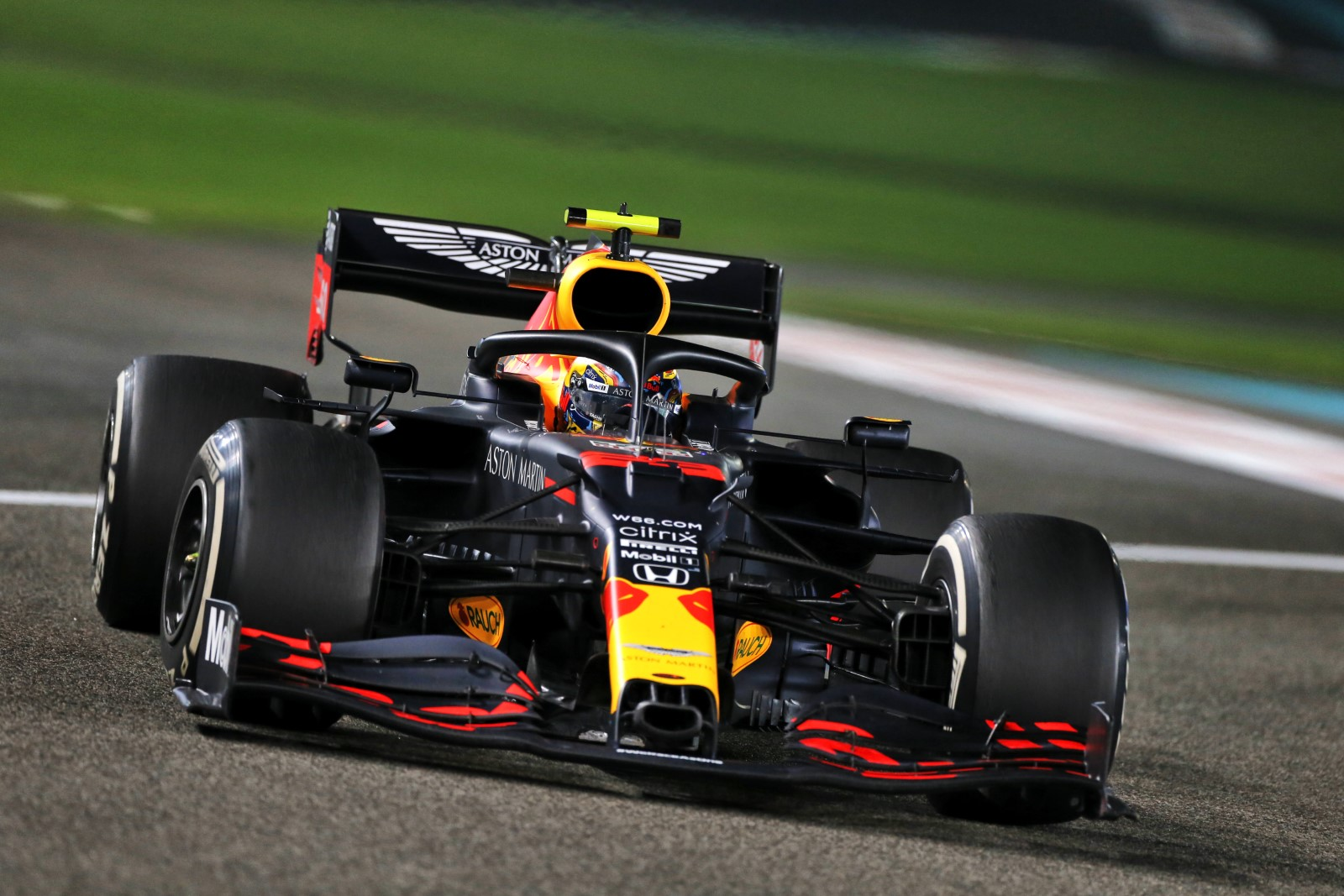 Sergio Perez on Red Bull message after F1 win, and 2021 chances