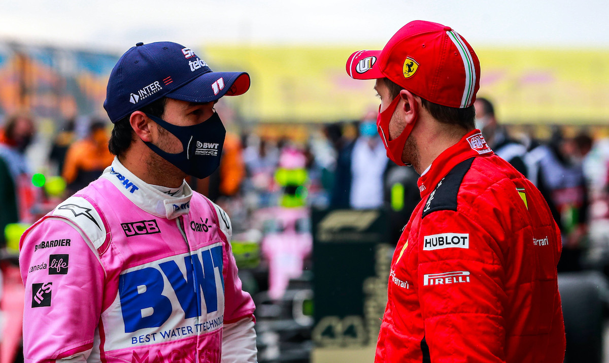 Vettel has big shoes to fill as Perez's replacement, says Brawn