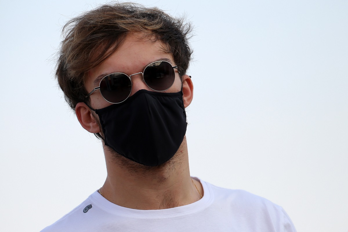 Pierre Gasly tests positive for coronavirus