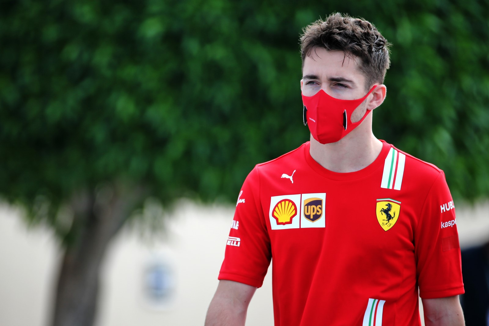 Leclerc tests positive for Covid-19 after Dubai trip