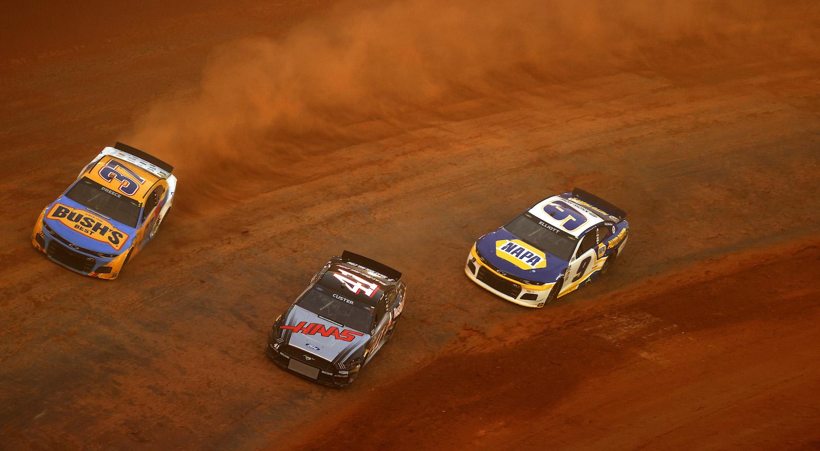 Historical dirt race at Bristol Motor Speedway delayed until Monday - Motorsport Week