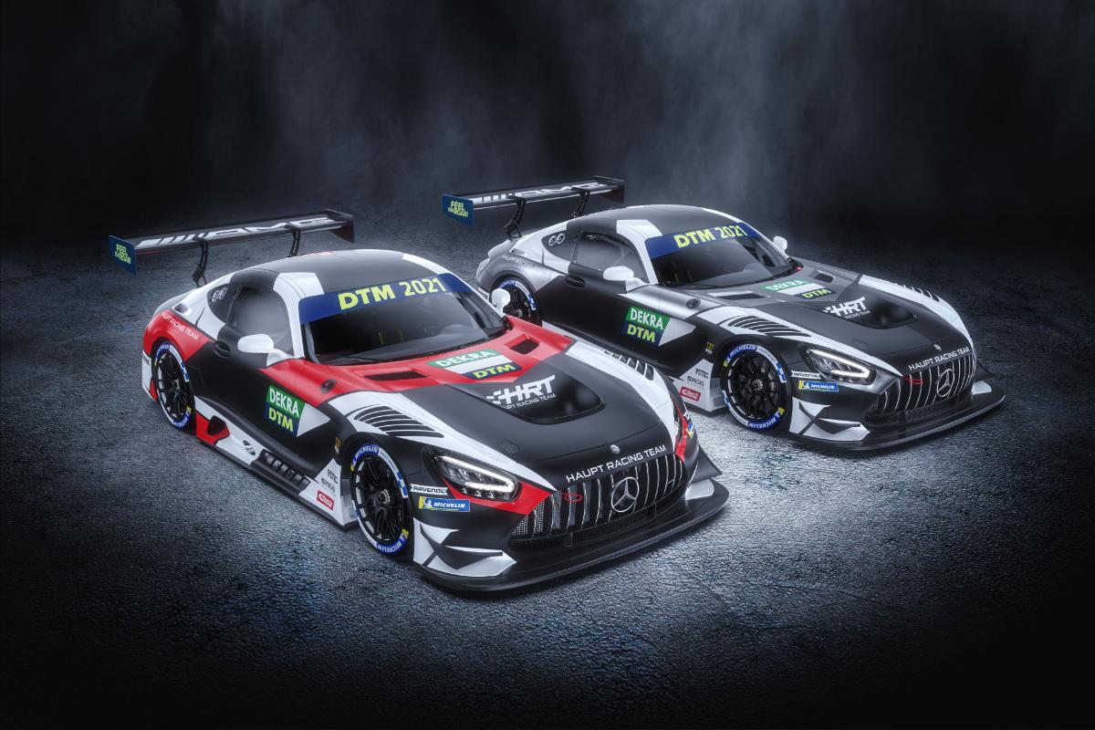 Haupt Racing Team announces two-car DTM entry - Motorsport ...