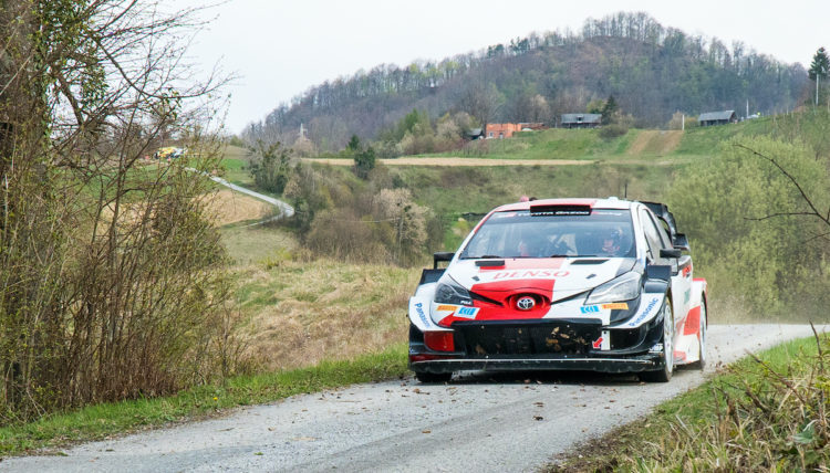 Toyota unsure of what to expect at 'challenging' Rally Croatia