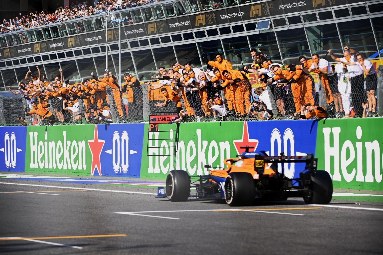 Seidl revels in McLaren 1-2 but wary of regular deficit – Motorsport Week